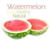 Watermelon — Stockfoto