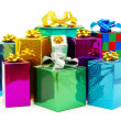 Christmas gifts — Stock Photo #1624263