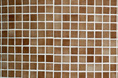 Mosaic wall texture — Stock Photo
