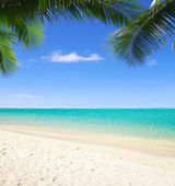 熱帯の海 — ストック写真