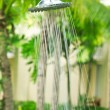 Foto de Stock  : Refreshing shower