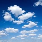 Blue sky — Stock Photo #19886423