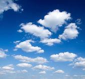 Blue sky — Foto de Stock