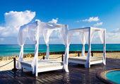 Deniz plaj — Stok fotoğraf