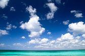 Tropical sea — Stock Photo