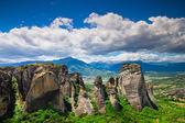 Rock in Meteora, Greece — Stock Photo