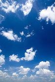 Ciel bleu — Photo