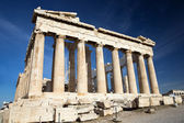 Parthenon on the Acropolis — Stock Photo