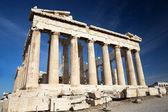 Parthenon on the Acropolis — Stock Photo
