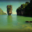 James bond island — Photo