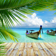 Stock Photo: Tropical sea