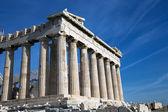 Parthenon on the Acropolis in Athens — Stock Photo