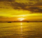Sunset — Stock Photo