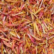 Dried saffron — Stock Photo