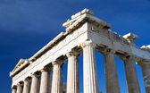 Parthenon on the Acropolis — Foto de Stock