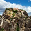 Rock in Meteora — Stock Photo