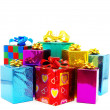 Christmas box — Stock Photo #36471129
