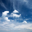 Clouds — Stock Photo #36730109
