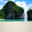 Sea in Krabi — Stock Photo