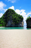 Sea in Krabi — Stockfoto
