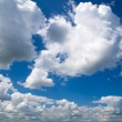 Blue sky — Stock Photo #40243389