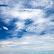 Clouds — Stock Photo #40724723
