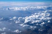 Aerial sky  — Zdjęcie stockowe