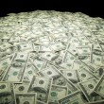 Money background — Stock Photo #4203604