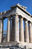 Parthenon in Acropolis — Stock Photo