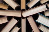 Hardback books — Stock Photo
