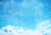 Grunge sky  — Stock Photo