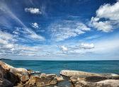 Mar tropical — Fotografia Stock