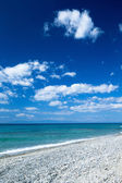 Mar azul — Foto Stock