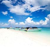 Exotic island — Stock Photo