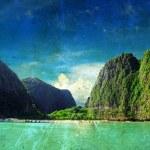 Maya bay Phi phi leh — Stock Photo #9703229
