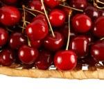 Cherries background — Stock Photo #18044989