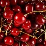 Cherries background — Stock Photo #18045947