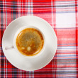 Stock Photo: Coffee on a breakfast table