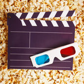 Cinema style — Stock Photo