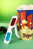 Cinema style — Stock Photo