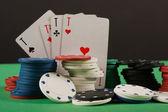 Pokera — Zdjęcie stockowe