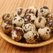 Royalty-Free Stock Photo: Quail eggs