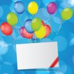 Happy birthday card — Stock Vector #30026171