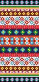 Native Aztec Pattern — Stock Vector