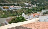查看关于葡萄牙城市 — 图库照片