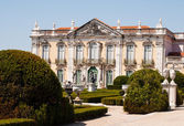National Palace in Queluz — Stock Photo