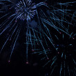 Beautiful fireworks — Stock Photo #31996005