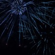 Beautiful fireworks — Stock Photo