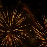 Beautiful fireworks — Stock Photo #31996057