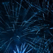 Beautiful fireworks — Stock Photo #31996313